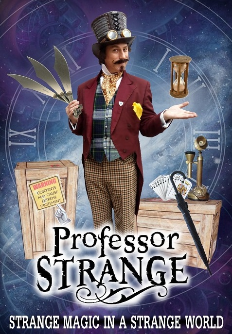 Allin Kempthorne as Professor Strange
